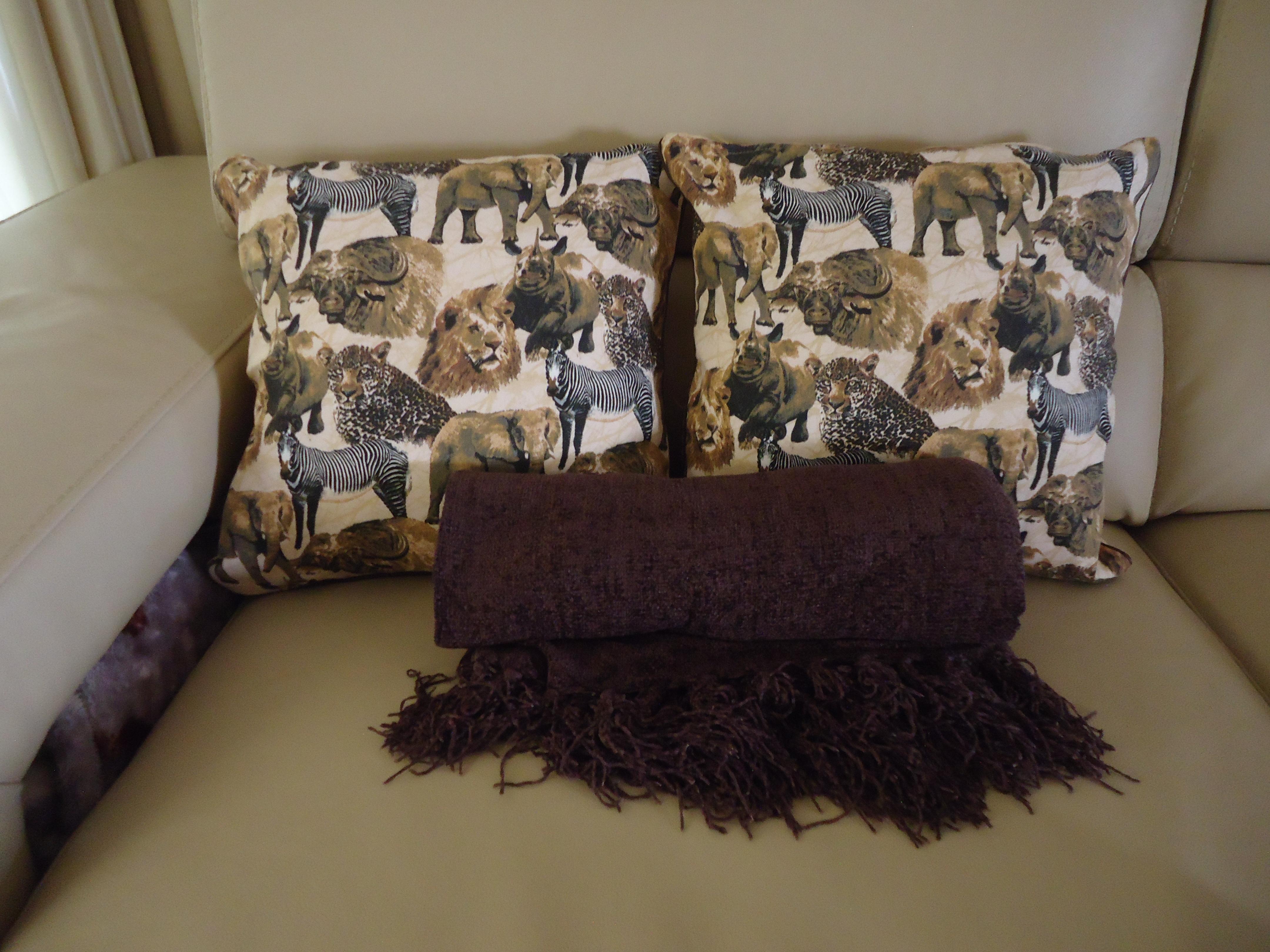 Big 5 Cushions