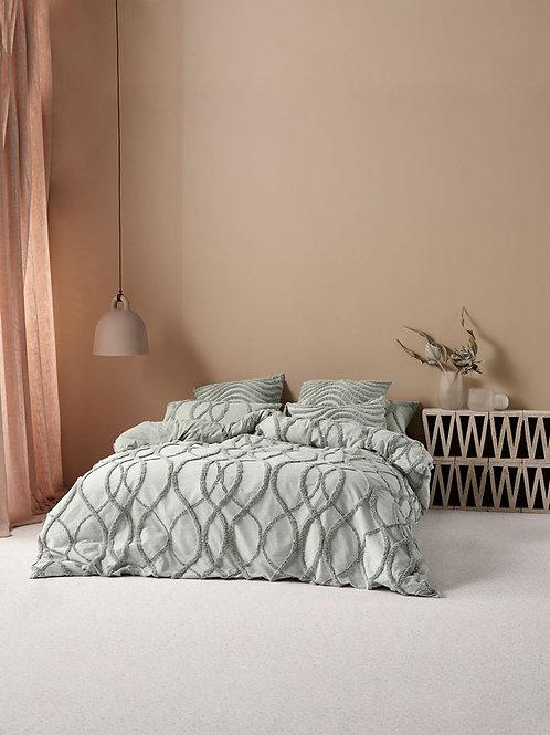 Linen House® Amadora Smoke Duvet Cover Set