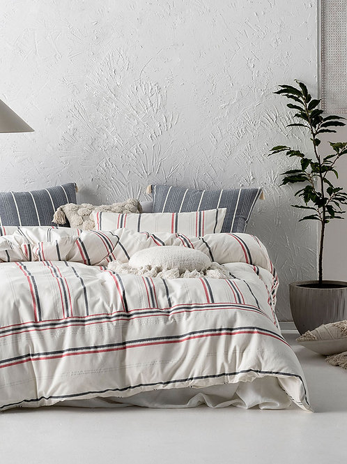 Linen House® Caspian Duvet Cover Set