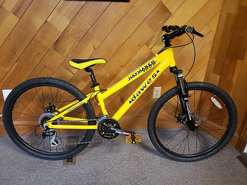 Dawes custom modified mountain bike SMALL