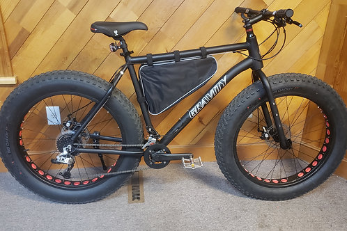 Gravity Fat tire Bike XL