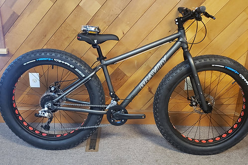 Gravity fat tire Bike