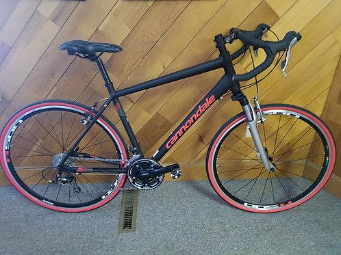 Canondale xl suspension road race bike