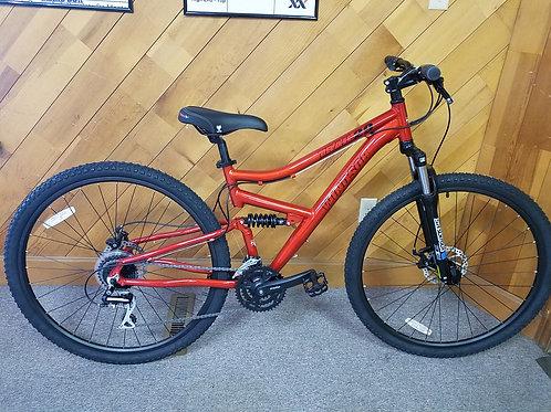 Windsor full suspension mountain bike