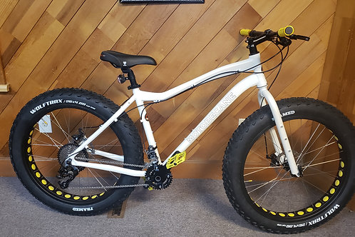 Motobecane Fat tire Bike 19""