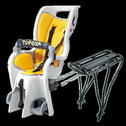 Topeak - Babyseat II with Rack (non-disk)