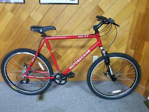 Motobecane 21 inch mountain bike