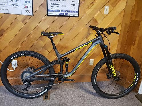 Fuji auric 1.3 full suspension mountain bike