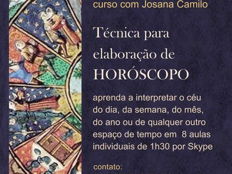 Curso com Josana Camilo