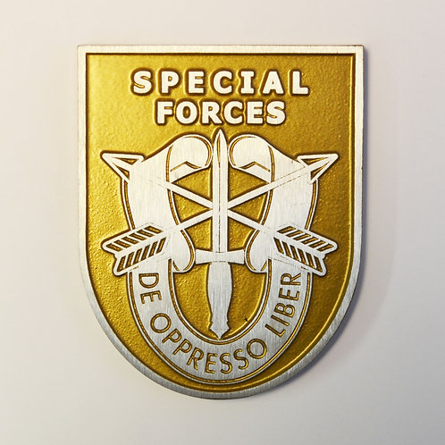 Special Forces Veteran Marker