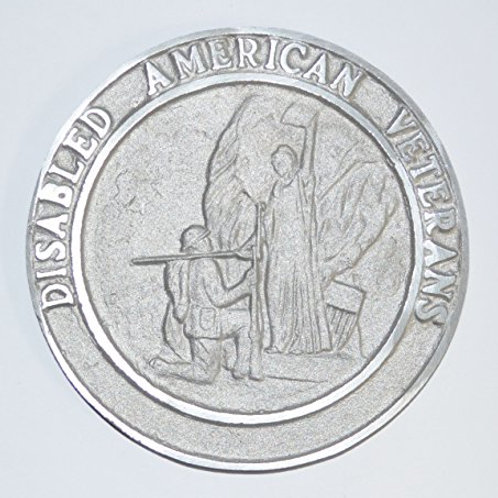 Disabled American Veteran - Marker
