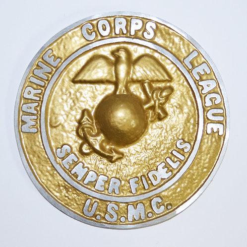 Marine Corps Veteran Marker