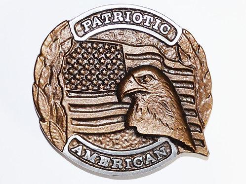 Patriotic American Marker