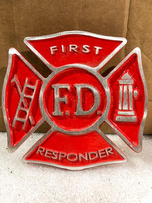 First Responder Memorial Marker