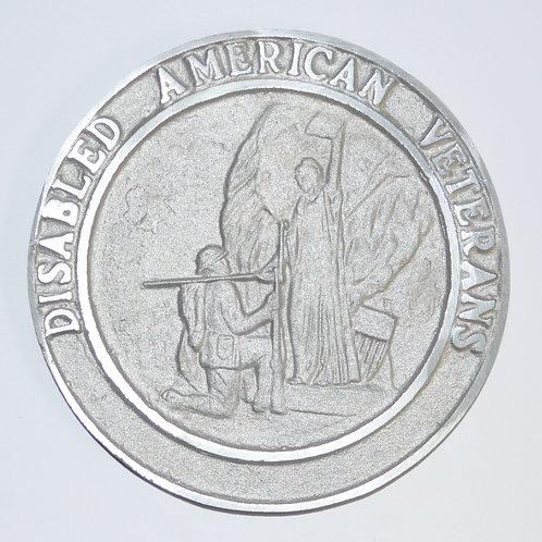 Disabled American Veteran Marker