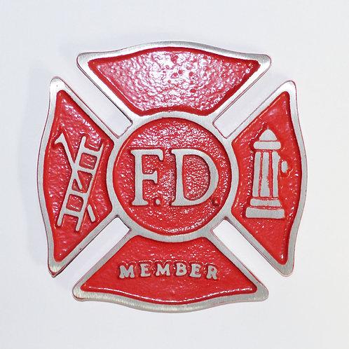 Fire Department Member Marker