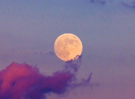 May 18th 2019: Your Full Moon Forecast