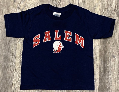 TODDLER RED SALEM WITCH T SHIRT