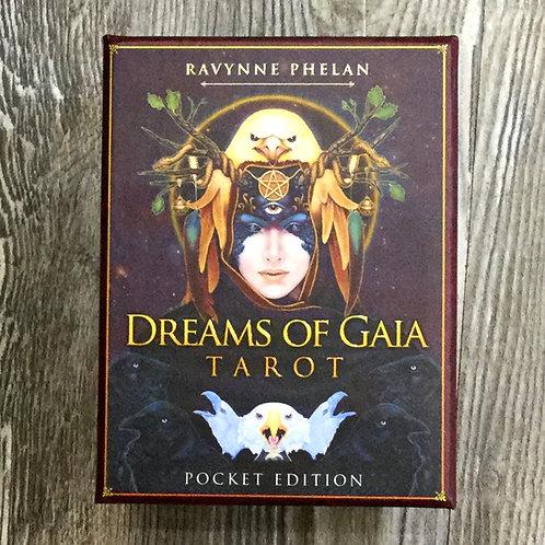 DREAMS OF GAIA TAROT POCKET EDITION