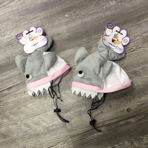 SHARK PET HAT