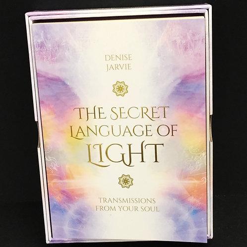 THE SECRET LANGUAGE OF LIGHT