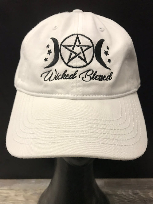 WICKED BLESSED HAT