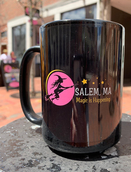 MAGIC IS HAPPENING MUG