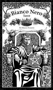 BIANCO NERO TAROT CARD DECK