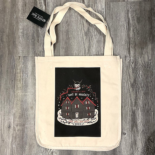 KRAMPUS SHOP SMALL TOTE