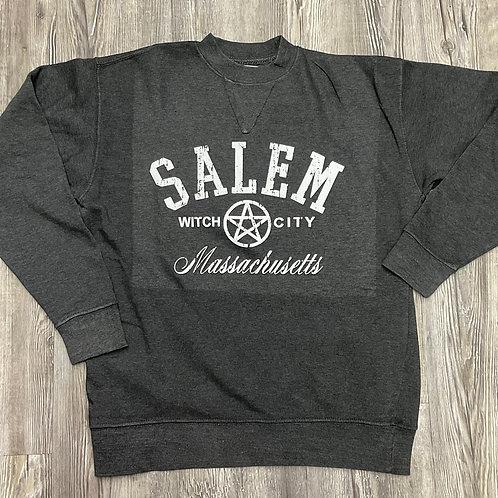 SALEM ENZYME PENT CREW SWEAT