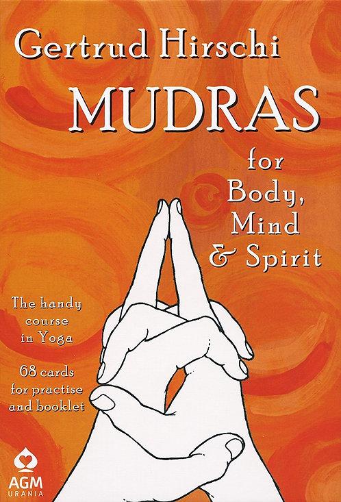 MUDRAS FOR BODY, MIND & SPIRIT CARDS