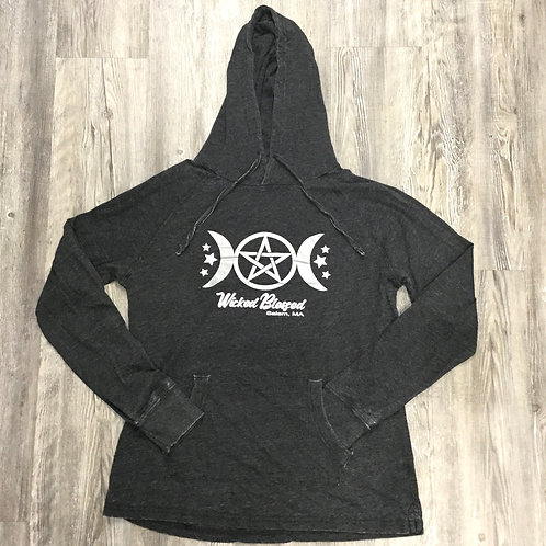 WICKED BLESSED LIGHTWEIGHT HOOD