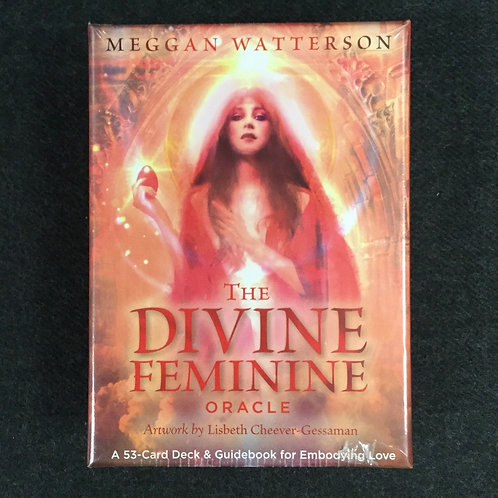 THE DIVINE FEMININE ORACLE