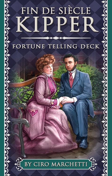 FIN DE SIECLE KIPPER FORTUNE TELLING DECK