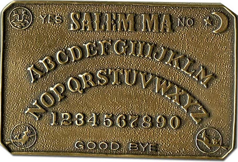 SALEM SPIRIT BOARD MAGNET