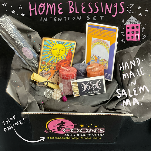 HOME BLESSINGS INTENTION SET
