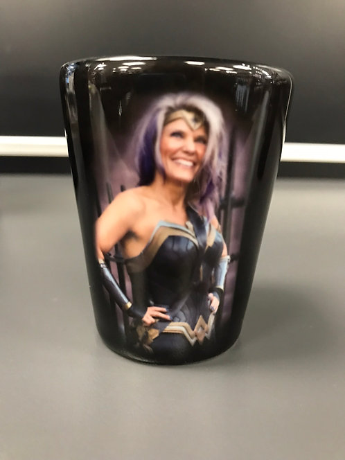 WONDER WITCH SHOT GLASS