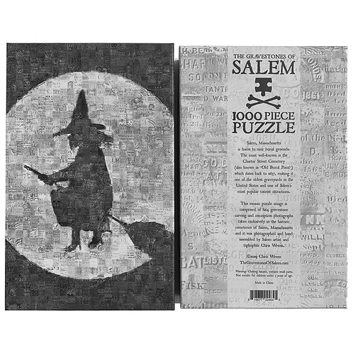 GRAVESTONES OF SALEM PUZZLE