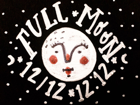 YOUR 12/12 12:12 FULL MOON SURVIVAL GUIDE