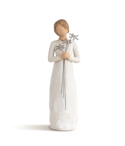 """GRATEFUL"" Willow Tree® by Susan Lordi"