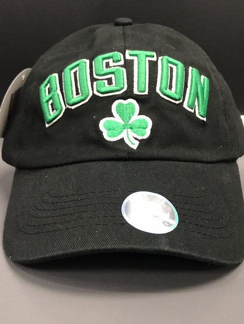 BOSTON SHAMROCK BASEBALL HAT