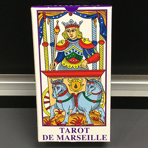 TAROT DE MARSEILLE (JODOROWSKY)