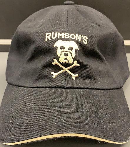 RUMSON'S RUM  BASEBALL HAT