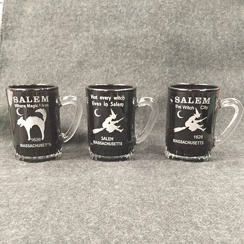 SALEM MUG SHOT GLASS