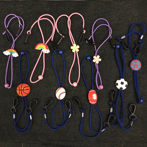 MASK LANYARD WITH CHARM