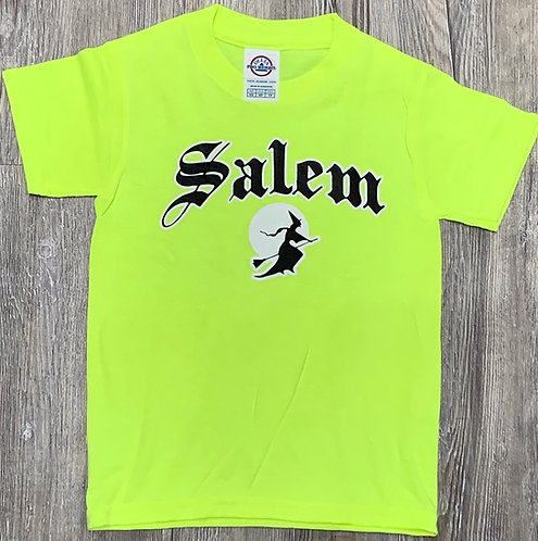 KIDS SALEM GOTHIC WITCH T SHIRT