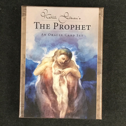 THE PROPHET ORACLE CARD SET