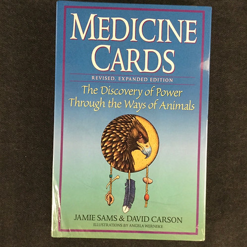 MEDICINE CARDS REVISED, EXPANDED EDITION