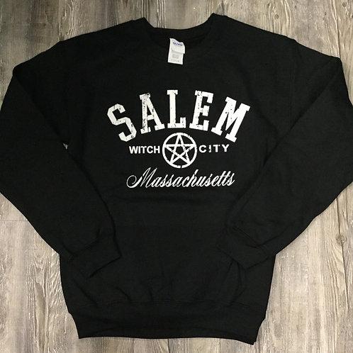 SALEM PENT CREWNECK SWEATSHIRT