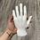 Thumbnail: PALMISTRY HAND STATUE